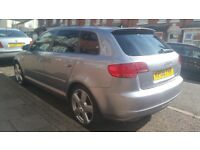 Audi A3 2.0 tdi S Line Sportback **Low Mileage** not replica s3 gti golf