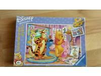 Ravensburger Puzzle WINNIE the Pooh 2 x 20 Teile 3,50 Euro Nordrhein-Westfalen - Solingen Vorschau