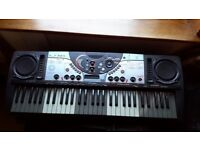 Yamaha DJx2 with power supply