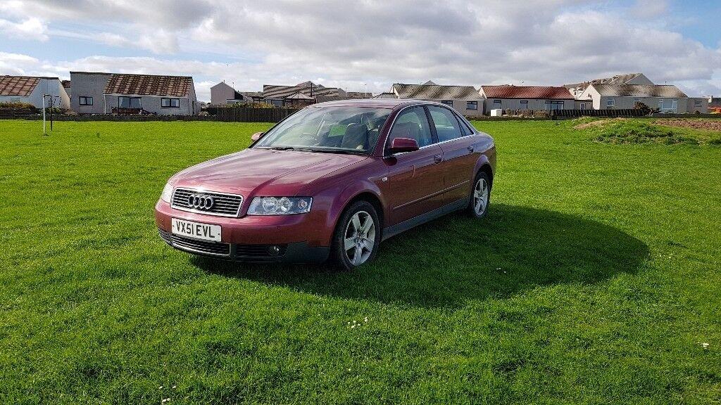 Audi A4 19tdi 130pd In Duns Scottish Borders Gumtree