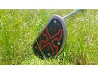 Scotty Cameron Red X3 putter