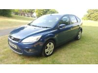 FORD FOCUS 1.8 STYLE 5DR HATCHBACK MOT OCTOBER 2018 FULL HISTORY HIGH MILES BUT DRIVES GREAT