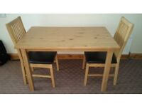 Dining Table Set with 4 Chairs all New