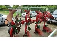 KVERLAND 4 Furrow Reversible Plough