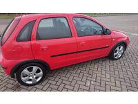 Vauxhall Corsa Hatchback 2004 C 1.2 i 16v Energy 5dr (a/c)