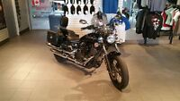 2009 Yamaha V-Star 1100 Custom -
