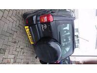 AUTO TOYOTA RAV 4 METALLIC BLACK LEATHER INTERIOR DRIVE NICE MOT PARKING CENSOR TESTING WELCOME