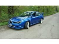 Forged Subaru Impreza WRX hawkeye
