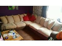 Corner lounge bargain
