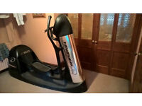 Newform Elliptical Apollo Commercial cross-trainer; ideal for home use