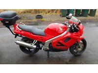 Honda vfr 750f motorbike honda