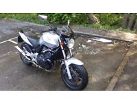 Honda cbf 600 N. with only 9800 miles genuine