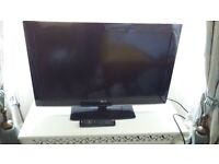 LG 27.5 inch plasma flat screen TV