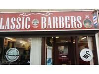 calssic barber