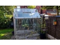Greenhouse - 6ft X 6ft