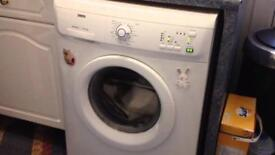 Zanussi 7kg 1200spin washing machine free local delivery if required