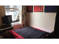 Nice Double Room for Single Occupancy in Flat with garden, New Cross Gate, Zone 2 near Overground