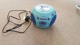 Frozen cd/radio