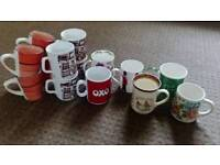 Bundle of mugs