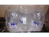 Luminarc Glass Mugs
