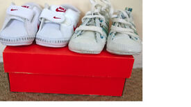 Baby Nike & Next Shoes