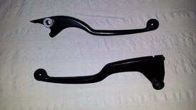 OEM Brake Lever & Clutch Lever from 2014 Ninja 300. Never used, as new condition.