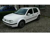 VW Golf 2000 1.4 £250 tow bar