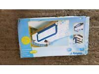 Portable bed rail