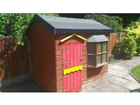 Wooden Wendy House (6ft x 4ft)
