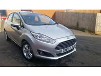 Ford Fiesta Zetec Silver Immaculate condition