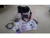 Canon Eos 7D DLSR Camera