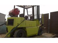 Forklift Gas