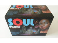 Boxed set of 20 classic soul CDs - BRAND NEW.