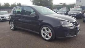 VW GOLF 2.0 GTI TURBO 6 SPEED 5 DOOR 2007 / 1 OWNER / CAMBELT DONE / FULL SERVICE HISTORY /HPI CLEAR
