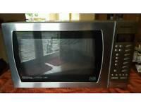 Panasonic combi microwave