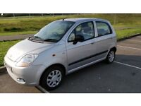 Chevrolet Matiz * 55 plate * 72K miles * MOT * full history * cheap to insure and drive