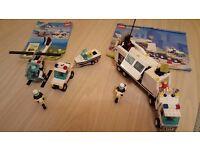Police lego station