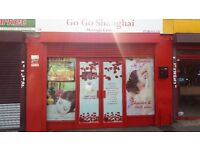 Go go Shanghai Professional Chinese Massage