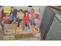 Family trainer for Nintendo Wii