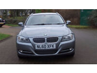 BMW 3 SERIES 2.0 320D EXCLUSIVE EDITION TOURING 5d 181 BHP Bluetooth, Full Leather, Sat