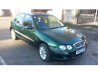 LOW LOW mileage Rover 25 spirit 1.4 - less than 10000 miles!