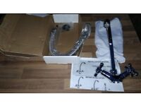 Bathroom mixer tap new in box and manual!Can deliver or post!
