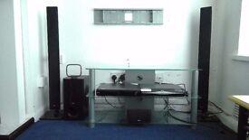LG BLUERAY Surround system