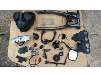 Yamaha diversion S 600 year 98 parts (Will fit some other years)