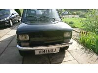 Fiat 126, LHD near mint condition, re-done engine.