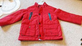 Ted Baker Toddler Coat: 18-24 Months