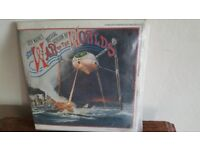Vinyl classic record War of the Worlds