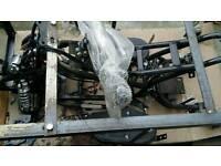 Quad mini moto frame Electric