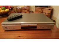 Yamaha dvd player with remote