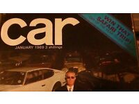 """CAR"" Magazine Collection 1969-2002 FREE TO GOOD HOME"